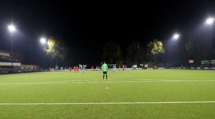 Sportveld verlichting met Ledverlichting